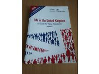 Life in the United Kingdom - A Guide for New Residents - 3rd edition - £7 only