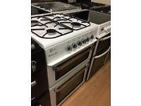 Flavel 60cm gas cooker (Dual fuel)