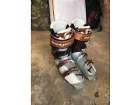 Rossignol B-Squad Sensor3 100 ski boots MENS 26.0