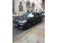 Chauffeuring & Security Services