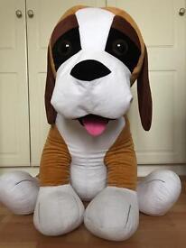 Giant dog - toy doll