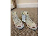 Converse mens boot new size 10