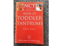 NCT Book of Toddler Tantrums