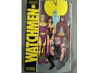 The Watchmen graphic novel