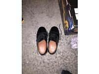 cadet parade shoes size 6