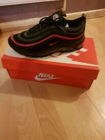 Nike air max 97s size 8