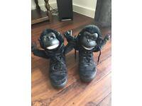 Adidas x Jeremy Scott Gorilla Shoes
