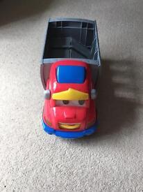 Child's dumper truck