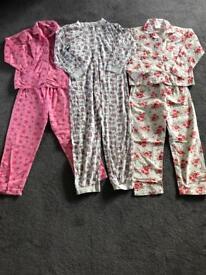 Pyjama Bundle Age 7-8