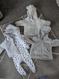 F&F jackets/outfit