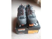 Trojan safety trainers size 6 brand new