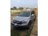 Honda CR-V 12 month mot and serviced may 17