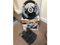 PC/PS3/XBOX 360 Steering wheel