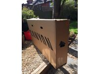 FREE: large cardboard bike box - 145cm x 80cm x 26cm - Collect from N8