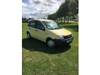 Cheap Fiat Panda very clean condition ideal first car