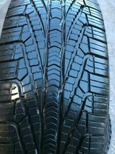 235-70-16 GoodYear Assurances 4 All Season Tires | 85%Tread | Free Install And Balance