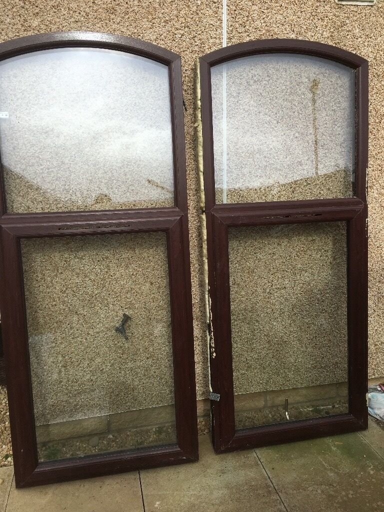 Double glazed Windows ( mismeasures ) couple of different colours available