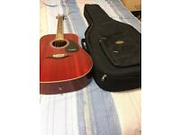 Westfield acoutic guitar