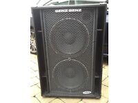 Tecamp Bass Head/Genz Benz Bass Cabinet