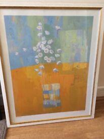 3 x framed prints