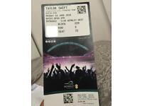 Taylor Swift with Camila Cabello Wembley Stadium Friday 22nd June X2tickets