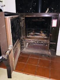 Trianco Solid Fuel Room Heater