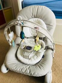Chicco hoopla baby bouncer/chair