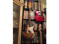 Fender Squier Precision Bass copy.