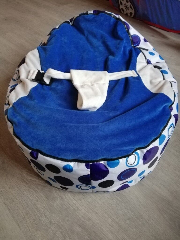 Awe Inspiring Mama Baba Baby Bean Bag Snuggle Bed Bouncer With Filling In Kilbirnie North Ayrshire Gumtree Bralicious Painted Fabric Chair Ideas Braliciousco