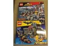 Lego Sealed Collection - Star Wars/Batman/Marvel Brand New BNIB