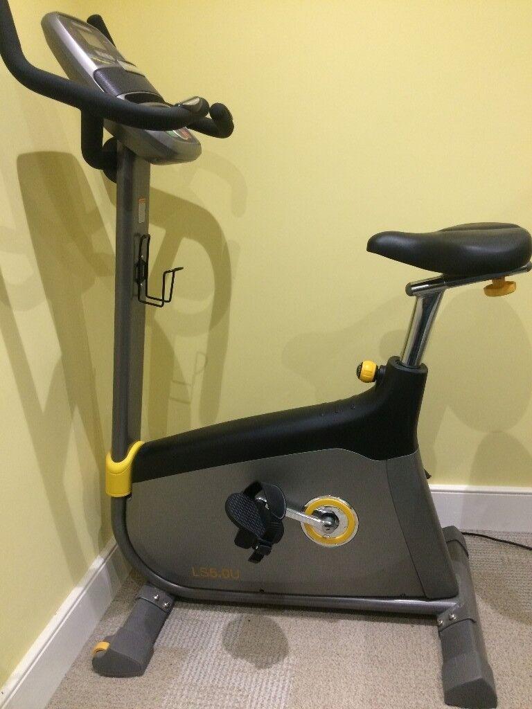 Livestrong Ls5 0u Upright Exercise Bike In Brockley