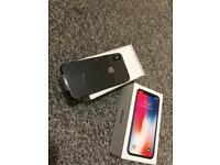 iPhone X brand new 64gb unlocked