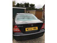 Bargain Mercedes C Class Auto for sale