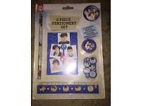 One Direction stationary set