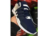 Men's adidas equipment navy/Wht (6-11)
