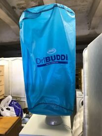 DriBUDDi: Portable Energy-Efficient Indoor Electric Clothes Dryer.