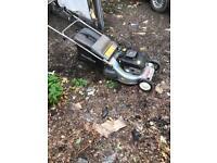 Lawn flite pro roller mower