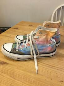 Converse All Star Hi size 4