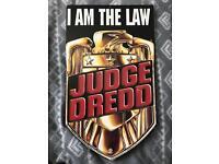 Judge Dredd Promotional Board