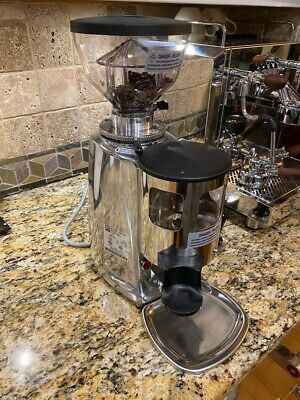 Mazzer Mini Luigi Coffee Grinder Silver Still In Box Retails For 750