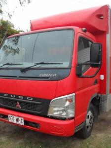 2005 Mitsubishi Canter & Tail Gate Lifter. Drive on a car licence Beenleigh Logan Area Preview