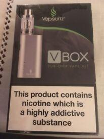 Sealed brand new vape ecig mod, aspire, smok