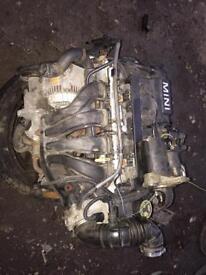 Mini Cooper 1.6 engine 2001-2006