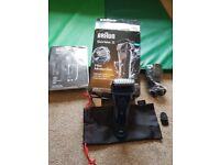Braun series 5 flex motiontec 5040s premium shaver, new, never used