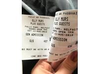 Belfast Olly Murs tickets