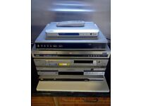 DVD PLAYERS RECORDERS FREEVIEW LOT