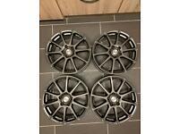 Alloy wheels. Extreme alloys. Refurbished