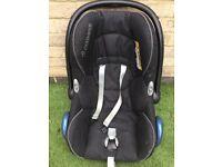 Maxi-cosi new born infant car seat