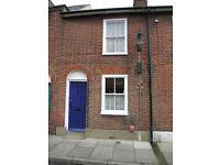 Cosy Victorian Terraced 2/3 Bedroom House Quiet Street Near City Centre, St Dunstans