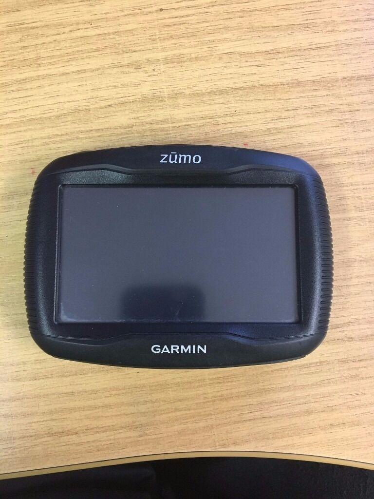 Garmin Zumo 350LM Bike Sat Nav